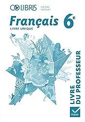 Colibris Français 6e éd. 2014 - Livre du professeur