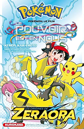 Pokemon, le film : Le pouvoir est en nous Edition simple One-shot