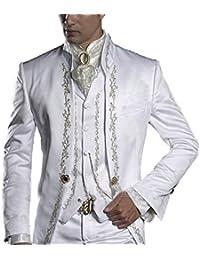 Amazon.it  GEORGE BRIDE - Pantaloni da abito   Abiti e giacche ... 1332af4bd2c