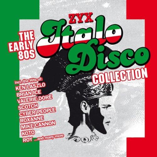 Zyx Italo Disco Collection-the Early 80s Disco-rock