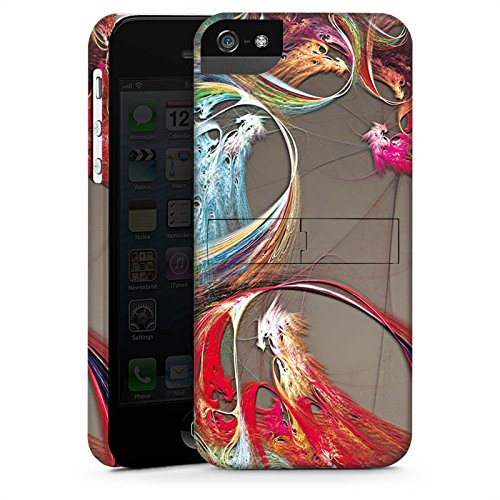 Apple iPhone X Silikon Hülle Case Schutzhülle Chinesisch Drache Muster Premium Case StandUp