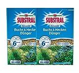 Substral Osmocote Buchs & Hecken Dünger - 2 x 1,5 kg