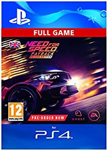 need for speed payback deluxe edition ps4 download code. Black Bedroom Furniture Sets. Home Design Ideas