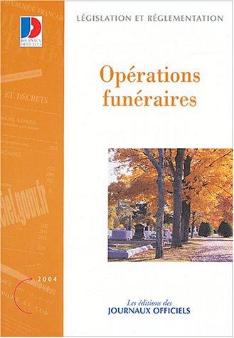 Opérations funéraires