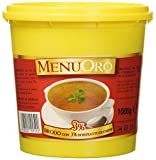 Menuoro - Brodo Estratto di Carne 3% Pasta - Barattolo 1Kg