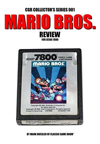 CGR Collector's Series 001: Mario Bros. Review for Atari 7800 (001 Serie)