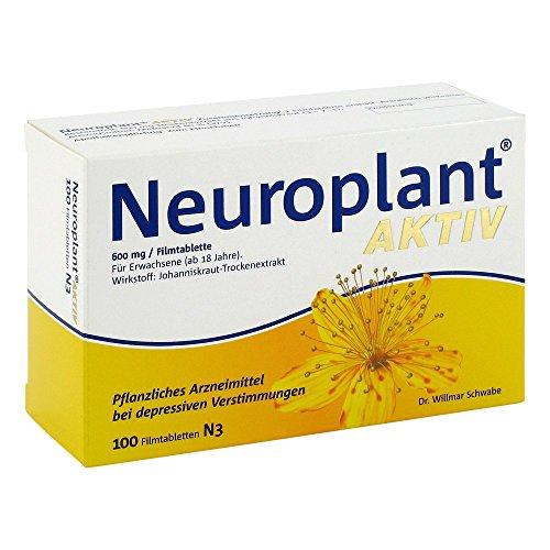 Neuroplant aktiv Filmtabletten 100 stk