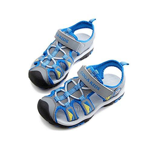 Gloria JR Kinder Outdoor Athletic Sandale F¨¹r Jungen Kinder Blau(Blue)