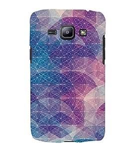 HiFi Designer Phone Back Case Cover Samsung Galaxy J1 (6) 2016 :: Samsung Galaxy J1 2016 Duos :: Samsung Galaxy J1 2016 J120F :: Samsung Galaxy Express 3 J120A :: Samsung Galaxy J1 2016 J120H J120M J120M J120T ( Colorful Pattern Design )