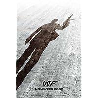 1art1® 42403 James Bond 007 'Quantum Of Solace' Teaser Poster 91 x 61 cm preiswert