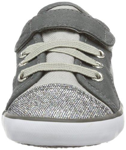Keds kids RALLY K KT50372 Unisex-Kinder Sneaker Grau (Grey)
