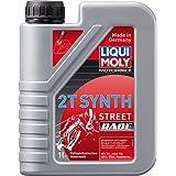 Liqui Moly 1505 Racing Synth 2T - Aceite sintético de dos tiempos (1 litro)