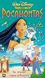 Pocahontas (1995) (Disney) [VHS]