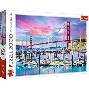 TREFL 27097 Puzzle Puzzle - Rompecabezas (Puzzle Rompecabezas, Niños y Adultos, Niño/niña, 15 año(s), Interior, Cartón)