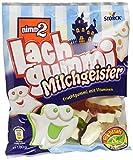 nimm2 Lachgummi Milchgeister – Spaßiges Fruchtgummi mit Vitaminen – 18er Pack (18 x 180g)