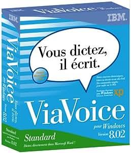 ViaVoice Edition Standard 8.02