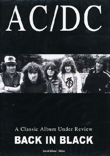 AC-DC - Back in black