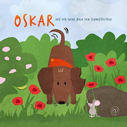 Oskar auf der Suche nach dem Schnuffeltuch