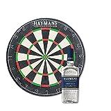 Haymans-Gin mit Dartscheibe