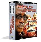 Coffret Wesley Snipes 3 DVD : The Detonator / Nuclear Target / 7 Secondes