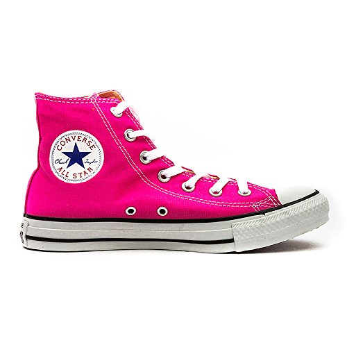 Converse Chuck Taylor All Star Hi, Baskets mode mixte adulte Rosa(Pink Paper)