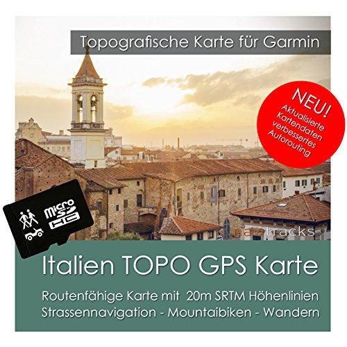 italia-garmin-scheda-topo-4-gb-microsd-topogra-pesci-gps-tempo-libero-scheda-per-bicicletta-trekking