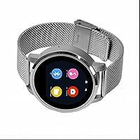 Bluetooth Smartwatch Armband sport Uhr Schrittzähler,Schlaf-Monitor,Aussehen Vogue,Kalorienzähler,Schöne Mode,Real Time Heart Rate Monitor,Smartwatch,höhe empfindliche Touchscreen intelligente Uhr,Sleep Monitor