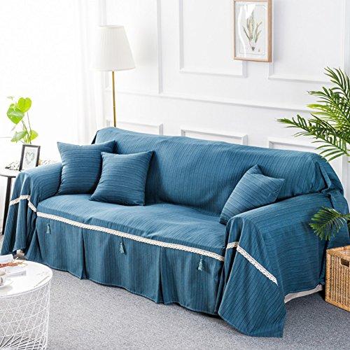 Sistemi fluidi copridivano,divano soggiorno semplice moderna coprisofà quattro stagioni intercambiabile copertina-g 210x350cm(83x138inch)