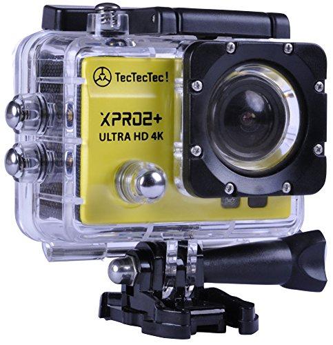 NUOVO TecTecTec XPRO2+ Action Camera 4K Ultra HD Wifi Videocamera