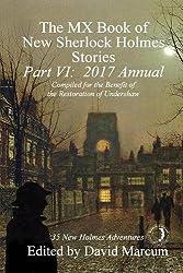 MX BK OF NEW SHERLOCK HOLM-PT6 (MX Book of New Sherlock Holmes Stories)