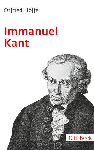 Immanuel Kant (Beck Paperback 506)