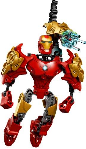 Image of LEGO Super Heroes 4529: Iron Man