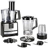 Ultratec 331400000230 Robot de Cocina KM600 con múltiples Accesorios / 600 vatios, W