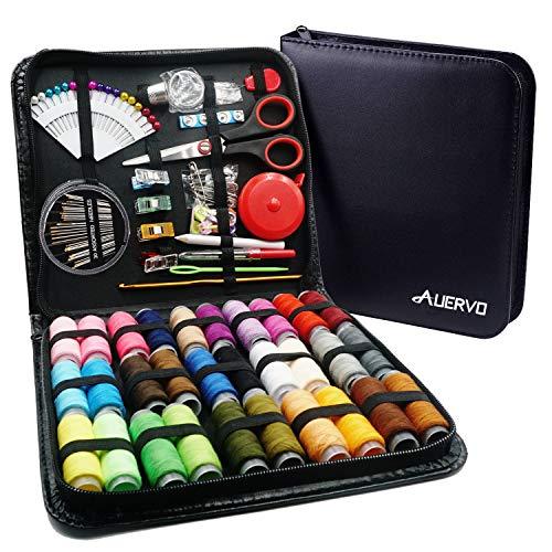 AUERVO Kit de Couture, Complet Kit de Couture avec Aiguilles...