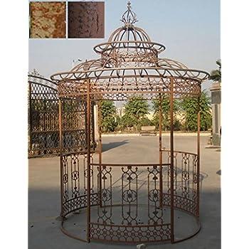 pavillons garten pavillon metall pavillon pavillon stahl rankpavillon amalia. Black Bedroom Furniture Sets. Home Design Ideas