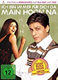 Ich bin immer für dich da - Main Hoon Na (Shah Rukh Khan Signature Collection)  (limitiert)  (+ DVD) [Blu-ray]