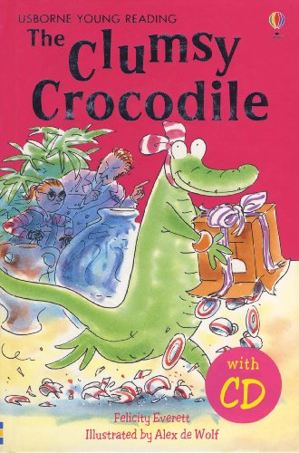 Clumsy Crocodile (3.21 Young Reading Series Two with Audio CD)