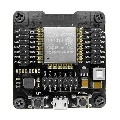 Xploit ESP WROOM 32 Development Board Module Kit Test Burning Fixtur Internet WiFi Development Board Open Source Serial Wireless Module - Wifi-jammer