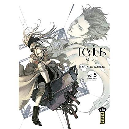 Levius est (Levius - Cycle 2) - tome 5