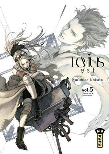 Levius est (Levius - Cycle 2), tome 5 par Hahurisa Nakata