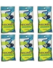 Absorbia Moisture Absorber Sachet Season Pack - 100 g (Pack of 6)