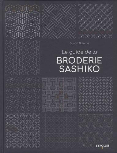 Le guide de la broderie sashiko