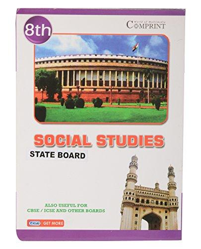Comprint Social, Class 8 (1 DVD)