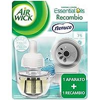 Air Wick Ambientador Eléctrico Completo Nenuco 10% - 1 Unidad