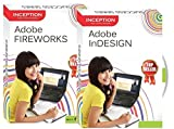 Inception India Learn Adobe Fireworks + Adobe InDesign (Inception Success Series - 2 CDs)