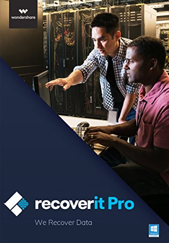 RecoverIt PRO - Datenrettung Windows (Product Keycard ohne Datenträger)