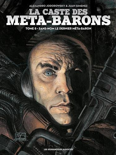 La caste des Méta-Barons, Tome 8 : Sans-nom le dernier méta-baron