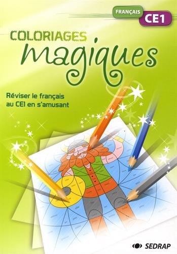 Coloriages Magiques Français CE1