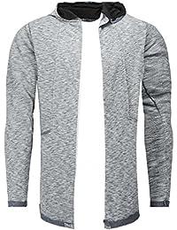 Long Strickjacke Cardigan Sweater T-Shirt Unisex für Damen und Herren 9a7eed8381