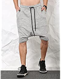 SKULT Men Lt. Grey Shorts